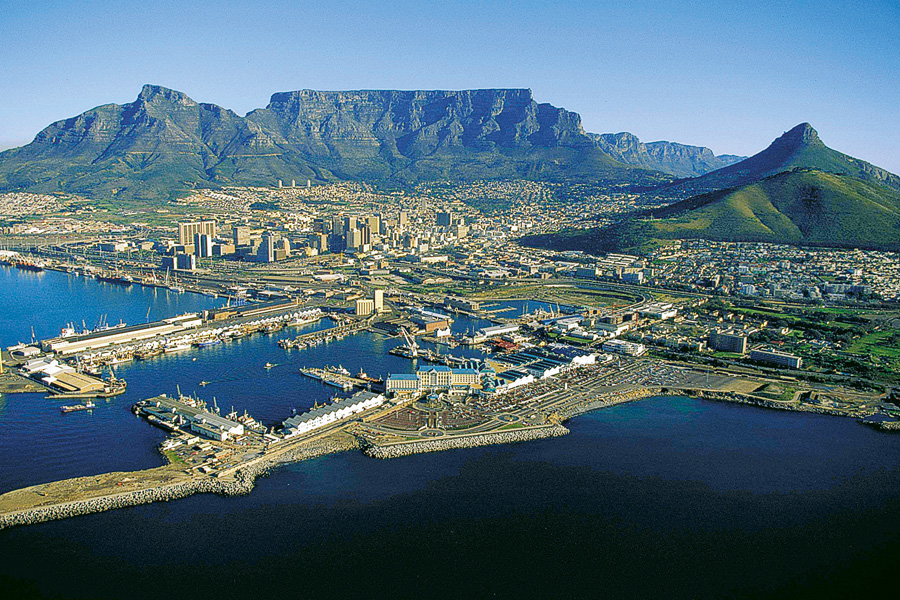 Tafelberg (© Foto: South African Tourism Board, City of Capetown)