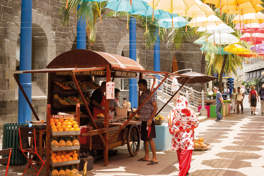 Caudan Waterfront (© Foto: Mauritius Tourism Promotion Authority)