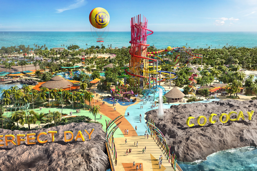 Perfect Day at CocoCay (© Foto: Press Center Royal Caribbean International)