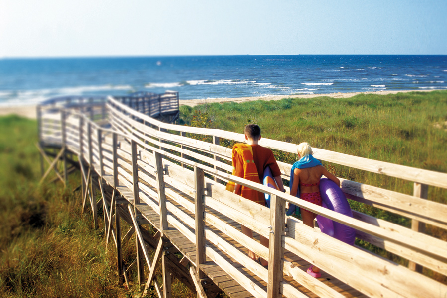 Das Meer (© Foto: Virginia Beach Convention and Visitors Bureau)