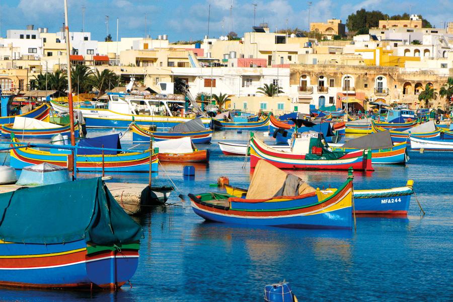 zu welchem land gehört malta