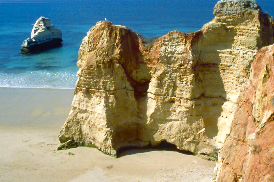 Lagos Beach - Algarve (© Foto: Jose Manuel, Turismo do Portugal)
