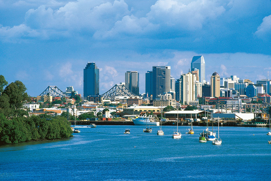 Brisbane (Foto: Queensland Tourism)